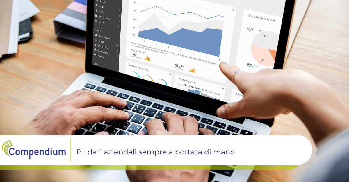 Business intelligence vantaggi dati aziendali