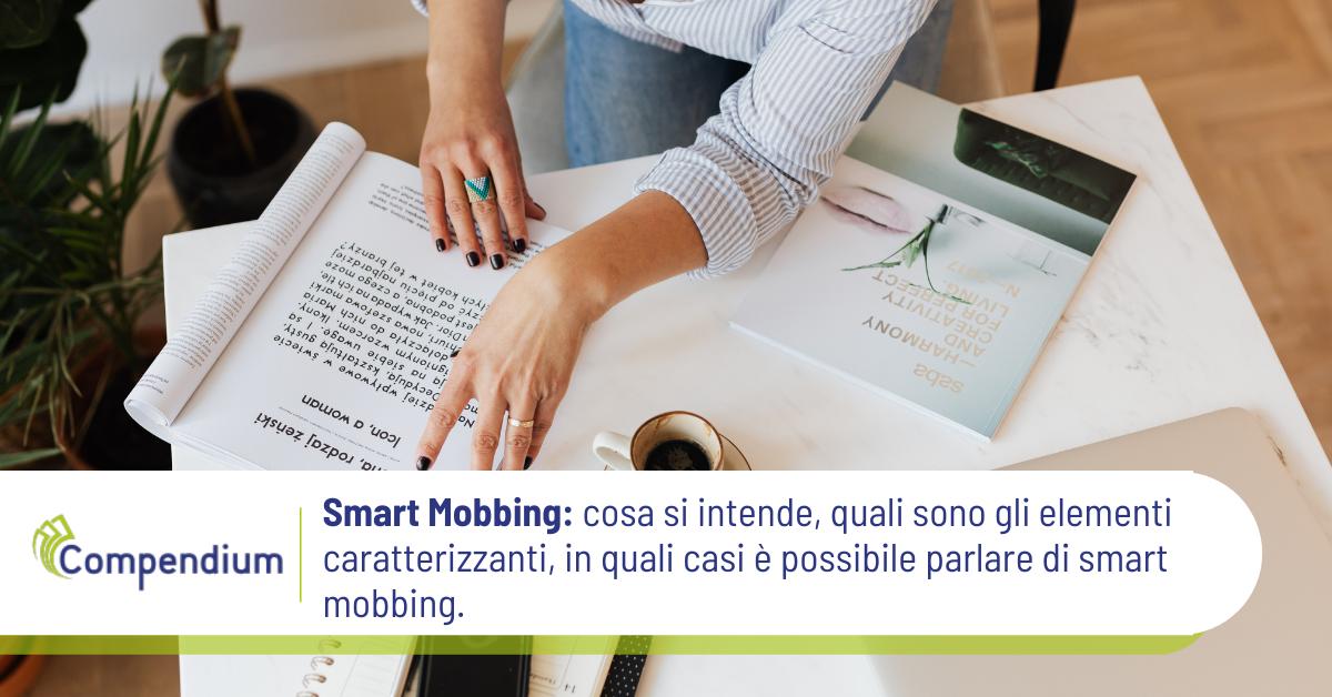 Smart mobbing
