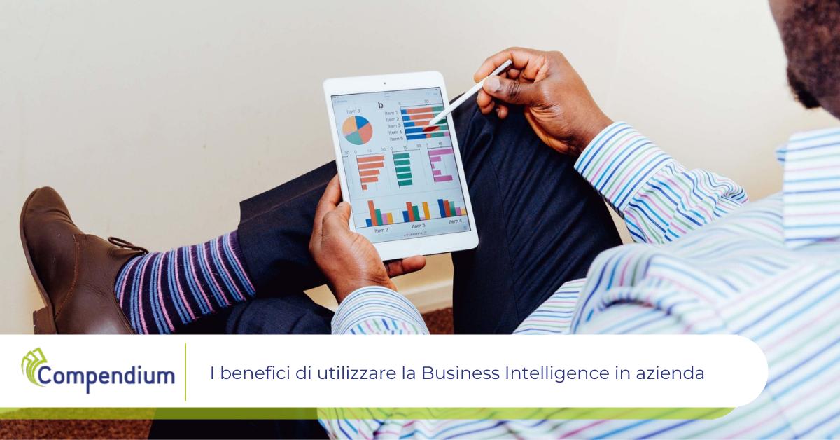 Benefici utilizzo Business Intelligence in azienda