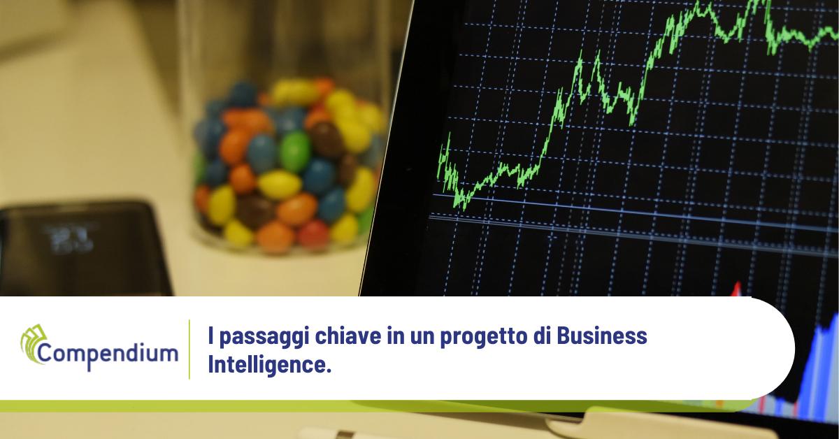 Passaggi chiave di un progetto di Business Intelligence