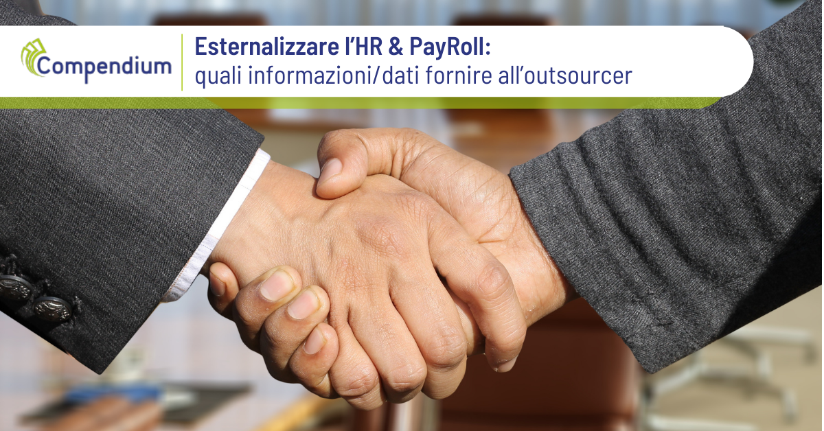 Esternalizzare HR & PayRoll
