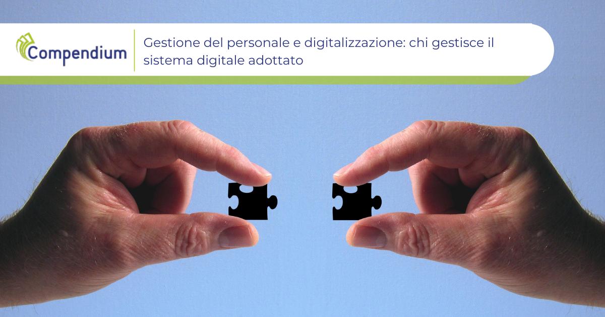 Gestione del Personale e Digitalizzazione