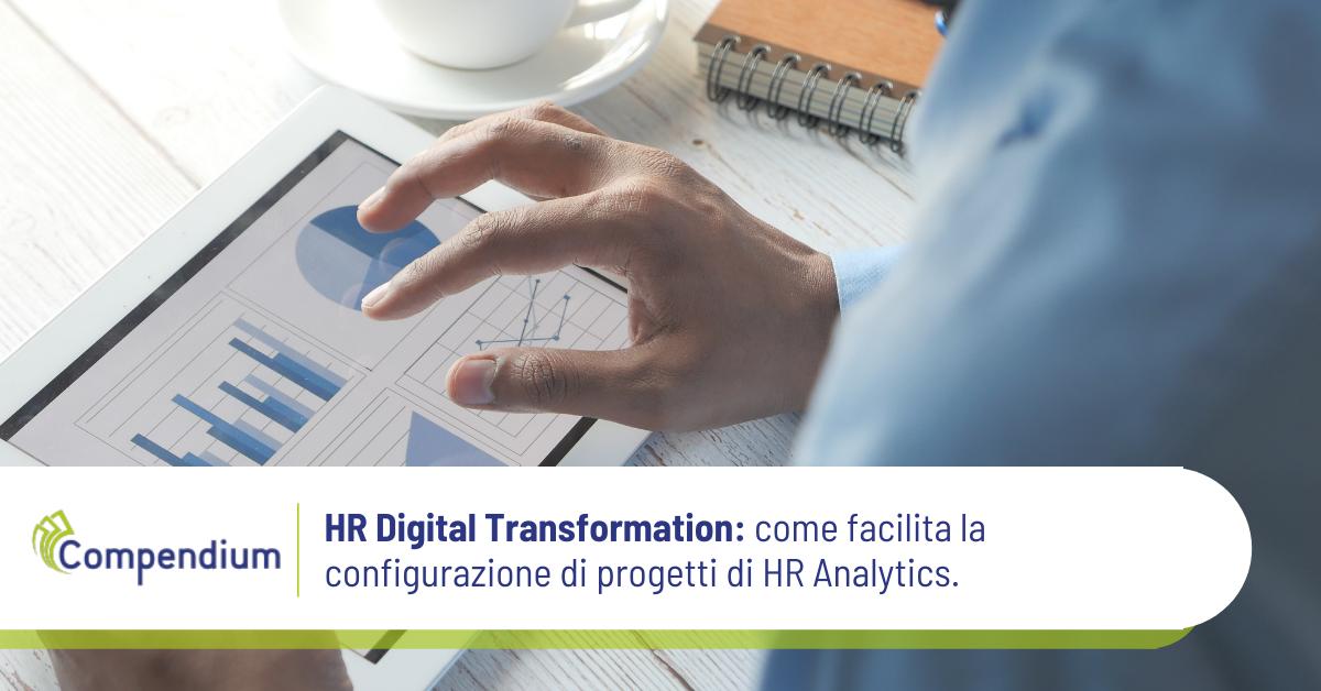HR Digital Transformation e gestione risorse umane