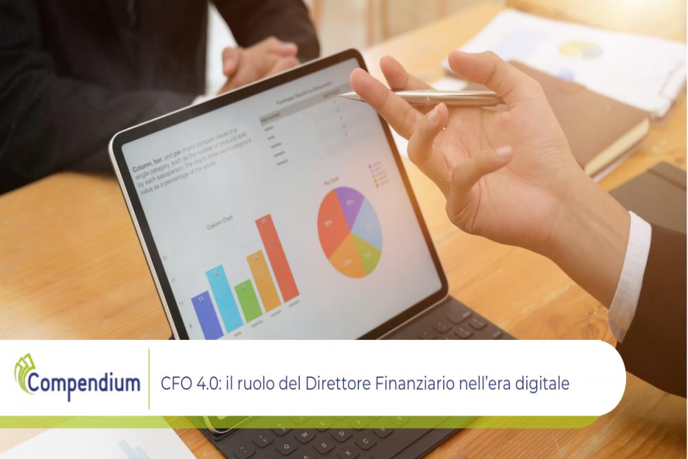 CFO 4.0 ruolo e digitalizzazione